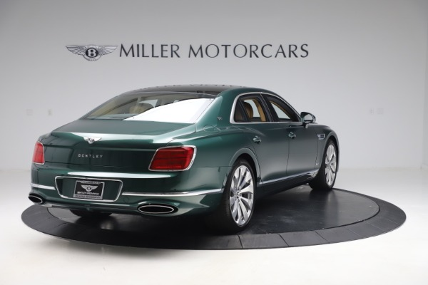 New 2020 Bentley Flying Spur W12 First Edition for sale Sold at Bugatti of Greenwich in Greenwich CT 06830 7