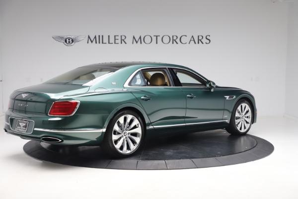 New 2020 Bentley Flying Spur W12 First Edition for sale Sold at Bugatti of Greenwich in Greenwich CT 06830 8