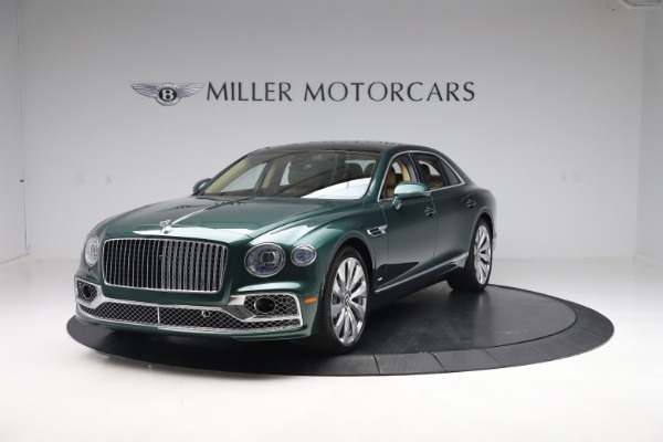 New 2020 Bentley Flying Spur W12 First Edition for sale Sold at Bugatti of Greenwich in Greenwich CT 06830 1