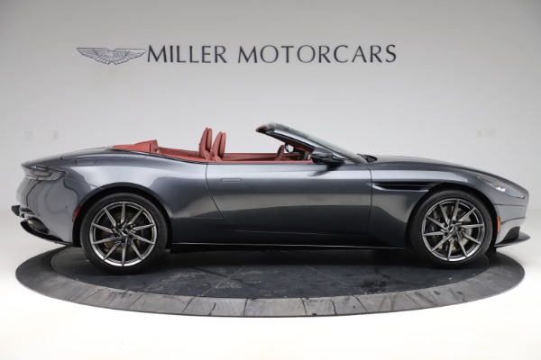 New 2020 Aston Martin DB11 Volante Convertible for sale $263,681 at Bugatti of Greenwich in Greenwich CT 06830 10
