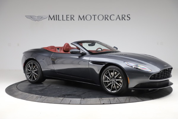 New 2020 Aston Martin DB11 Volante Convertible for sale $263,681 at Bugatti of Greenwich in Greenwich CT 06830 11