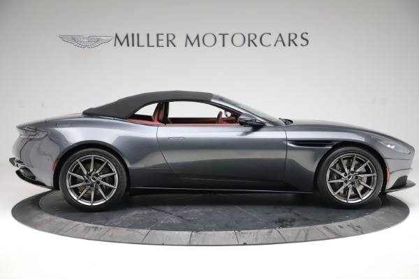 New 2020 Aston Martin DB11 Volante Convertible for sale $263,681 at Bugatti of Greenwich in Greenwich CT 06830 13