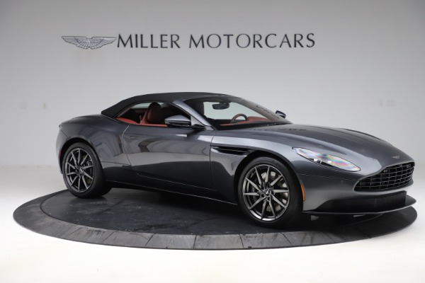 New 2020 Aston Martin DB11 Volante Convertible for sale $263,681 at Bugatti of Greenwich in Greenwich CT 06830 14