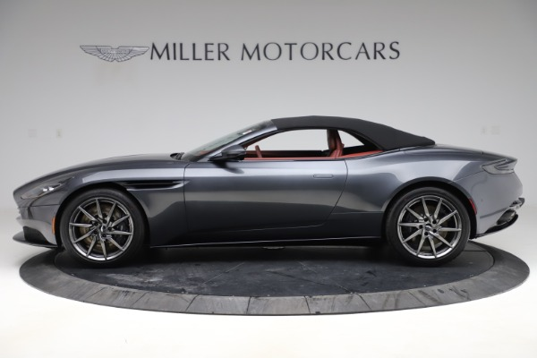 New 2020 Aston Martin DB11 Volante Convertible for sale $263,681 at Bugatti of Greenwich in Greenwich CT 06830 18