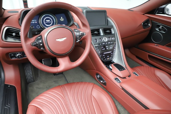 New 2020 Aston Martin DB11 Volante Convertible for sale $263,681 at Bugatti of Greenwich in Greenwich CT 06830 20