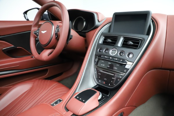 New 2020 Aston Martin DB11 Volante Convertible for sale $263,681 at Bugatti of Greenwich in Greenwich CT 06830 24