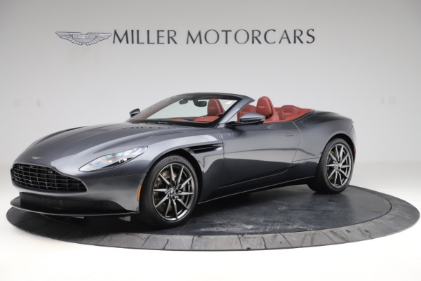 New 2020 Aston Martin DB11 Volante Convertible for sale $263,681 at Bugatti of Greenwich in Greenwich CT 06830 3