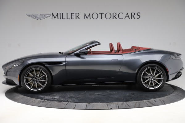 New 2020 Aston Martin DB11 Volante Convertible for sale $263,681 at Bugatti of Greenwich in Greenwich CT 06830 4