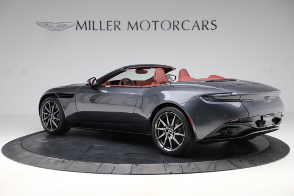 New 2020 Aston Martin DB11 Volante Convertible for sale $263,681 at Bugatti of Greenwich in Greenwich CT 06830 5