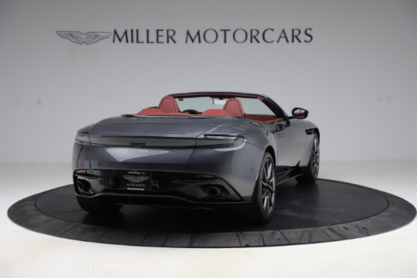 New 2020 Aston Martin DB11 Volante Convertible for sale $263,681 at Bugatti of Greenwich in Greenwich CT 06830 8