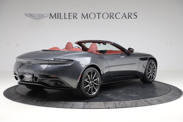 New 2020 Aston Martin DB11 Volante Convertible for sale $263,681 at Bugatti of Greenwich in Greenwich CT 06830 9