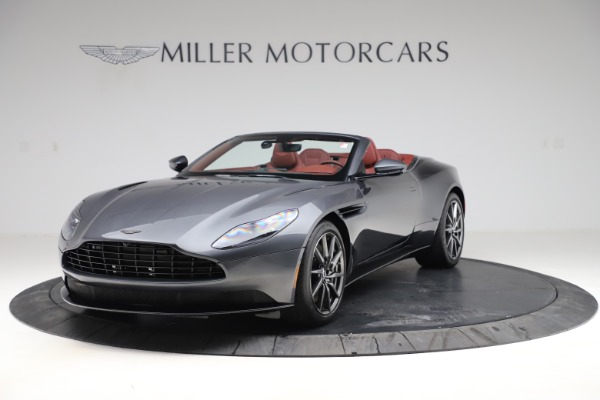 New 2020 Aston Martin DB11 Volante Convertible for sale $263,681 at Bugatti of Greenwich in Greenwich CT 06830 1