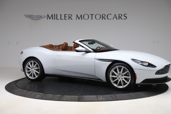 New 2020 Aston Martin DB11 Volante Convertible for sale $244,066 at Bugatti of Greenwich in Greenwich CT 06830 11