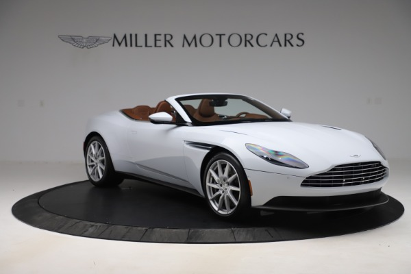 New 2020 Aston Martin DB11 Volante Convertible for sale $244,066 at Bugatti of Greenwich in Greenwich CT 06830 12