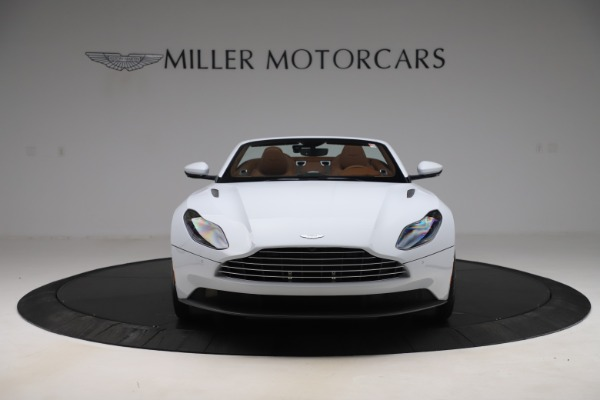 New 2020 Aston Martin DB11 Volante Convertible for sale $244,066 at Bugatti of Greenwich in Greenwich CT 06830 13