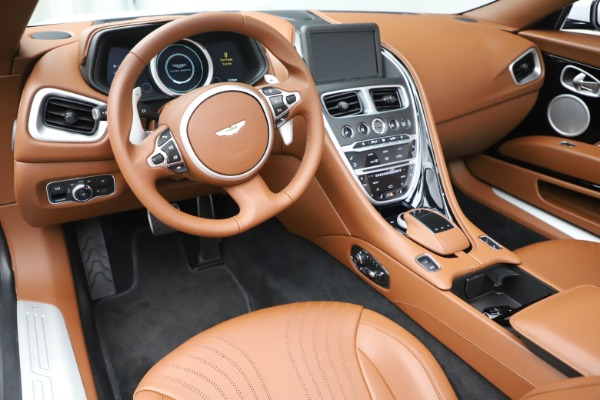 New 2020 Aston Martin DB11 Volante Convertible for sale $244,066 at Bugatti of Greenwich in Greenwich CT 06830 14