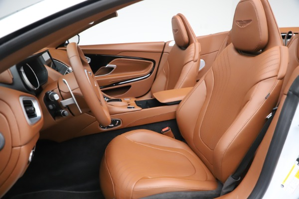 New 2020 Aston Martin DB11 Volante Convertible for sale $244,066 at Bugatti of Greenwich in Greenwich CT 06830 16
