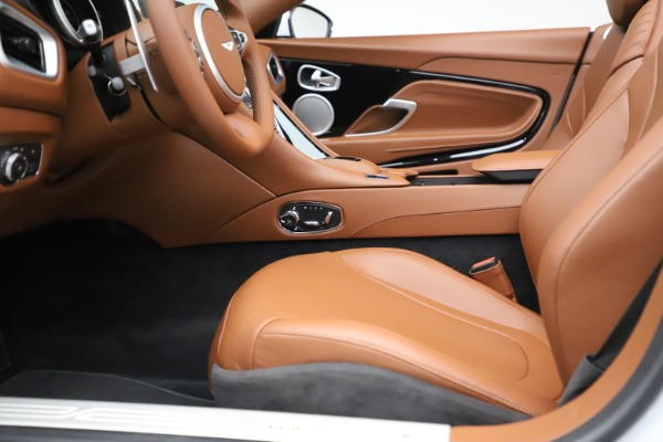 New 2020 Aston Martin DB11 Volante Convertible for sale $244,066 at Bugatti of Greenwich in Greenwich CT 06830 17