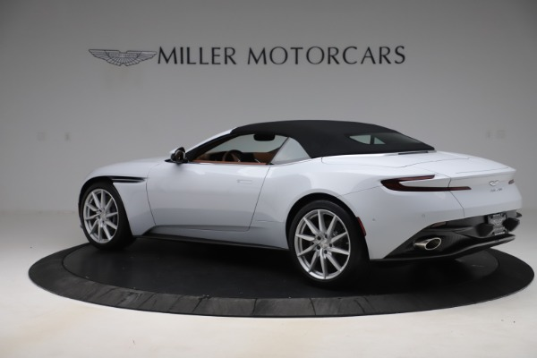 New 2020 Aston Martin DB11 Volante Convertible for sale $244,066 at Bugatti of Greenwich in Greenwich CT 06830 24