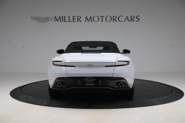 New 2020 Aston Martin DB11 Volante Convertible for sale $244,066 at Bugatti of Greenwich in Greenwich CT 06830 25