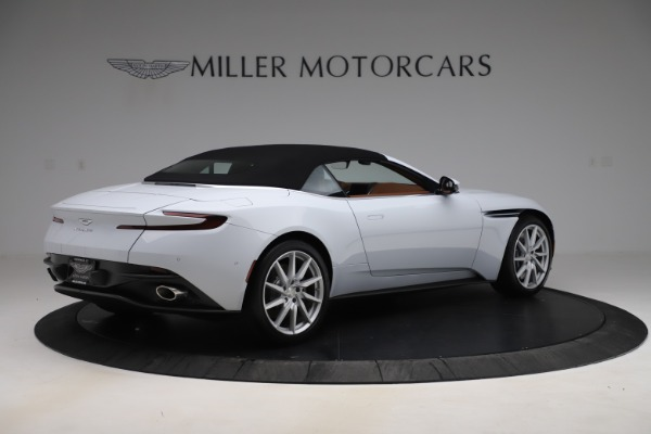 New 2020 Aston Martin DB11 Volante Convertible for sale $244,066 at Bugatti of Greenwich in Greenwich CT 06830 26