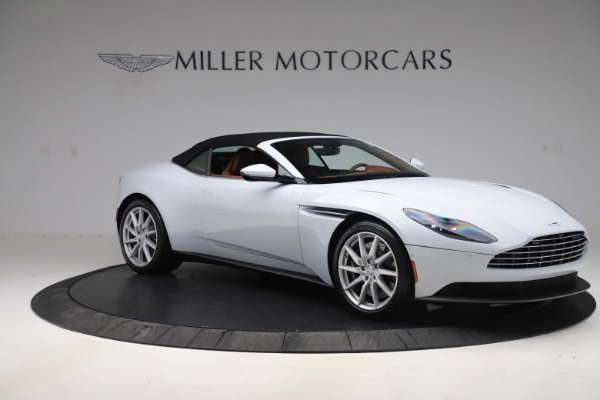 New 2020 Aston Martin DB11 Volante Convertible for sale $244,066 at Bugatti of Greenwich in Greenwich CT 06830 28