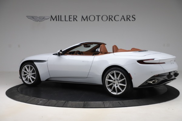 New 2020 Aston Martin DB11 Volante Convertible for sale $244,066 at Bugatti of Greenwich in Greenwich CT 06830 5