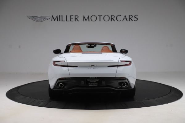 New 2020 Aston Martin DB11 Volante Convertible for sale $244,066 at Bugatti of Greenwich in Greenwich CT 06830 7