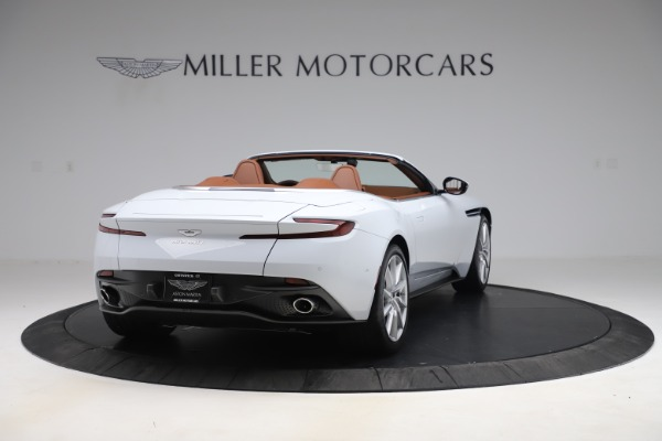 New 2020 Aston Martin DB11 Volante Convertible for sale $244,066 at Bugatti of Greenwich in Greenwich CT 06830 8