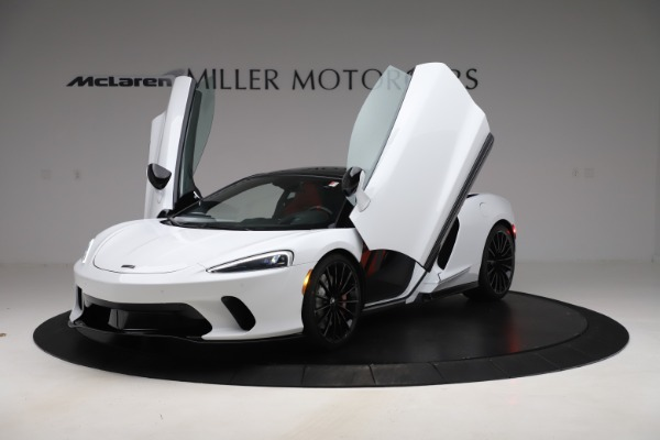 New 2020 McLaren GT Coupe for sale $257,242 at Bugatti of Greenwich in Greenwich CT 06830 10