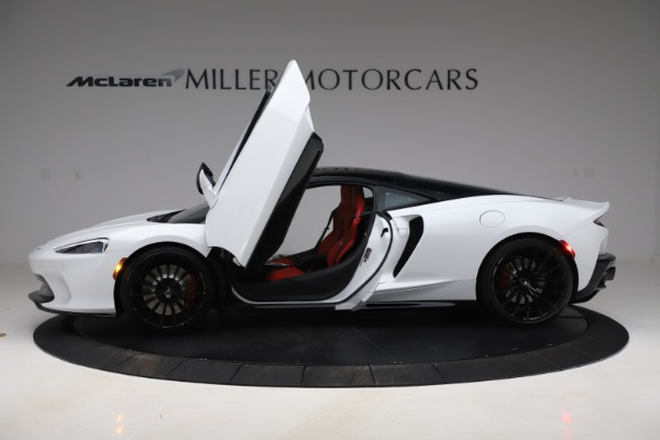 New 2020 McLaren GT Coupe for sale $257,242 at Bugatti of Greenwich in Greenwich CT 06830 11