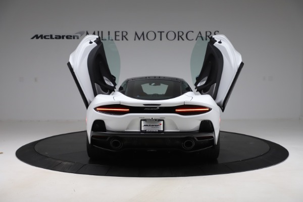 New 2020 McLaren GT Coupe for sale $257,242 at Bugatti of Greenwich in Greenwich CT 06830 13