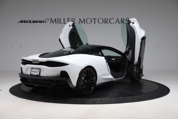 New 2020 McLaren GT Coupe for sale $257,242 at Bugatti of Greenwich in Greenwich CT 06830 14