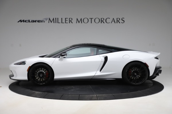 New 2020 McLaren GT Coupe for sale $257,242 at Bugatti of Greenwich in Greenwich CT 06830 2