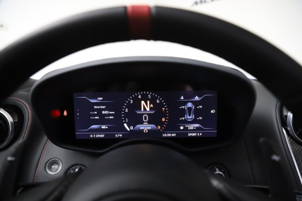 New 2020 McLaren GT Coupe for sale $257,242 at Bugatti of Greenwich in Greenwich CT 06830 27