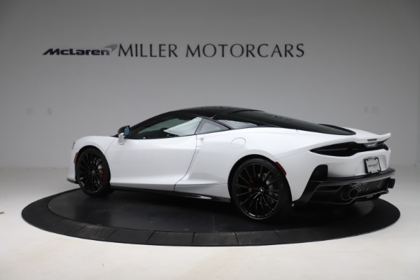 New 2020 McLaren GT Coupe for sale $257,242 at Bugatti of Greenwich in Greenwich CT 06830 3