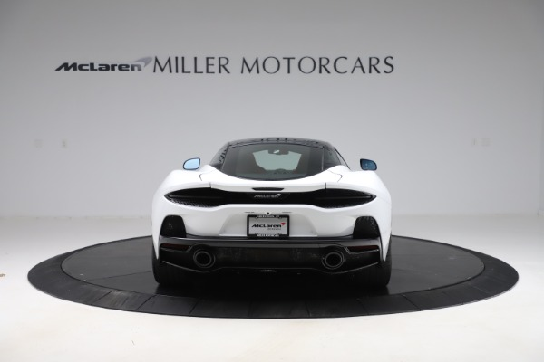 New 2020 McLaren GT Coupe for sale $257,242 at Bugatti of Greenwich in Greenwich CT 06830 4