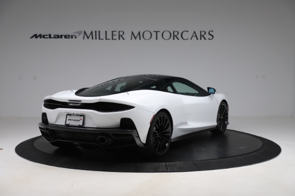 New 2020 McLaren GT Coupe for sale $257,242 at Bugatti of Greenwich in Greenwich CT 06830 5