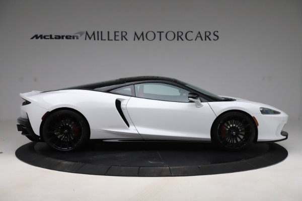 New 2020 McLaren GT Coupe for sale $257,242 at Bugatti of Greenwich in Greenwich CT 06830 6