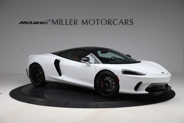 New 2020 McLaren GT Coupe for sale $257,242 at Bugatti of Greenwich in Greenwich CT 06830 7