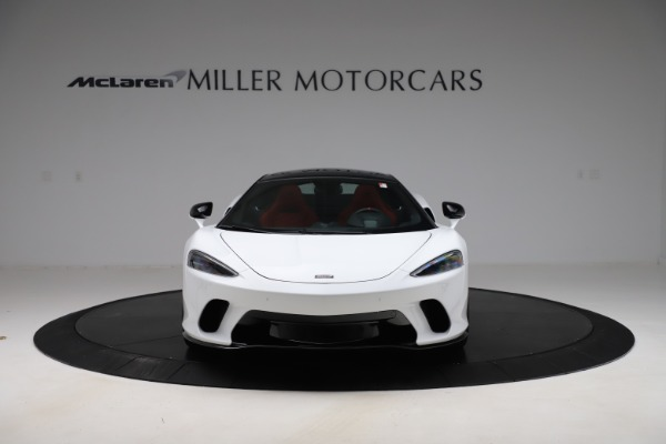New 2020 McLaren GT Coupe for sale $257,242 at Bugatti of Greenwich in Greenwich CT 06830 8