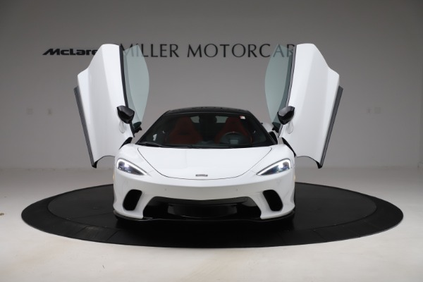 New 2020 McLaren GT Coupe for sale $257,242 at Bugatti of Greenwich in Greenwich CT 06830 9