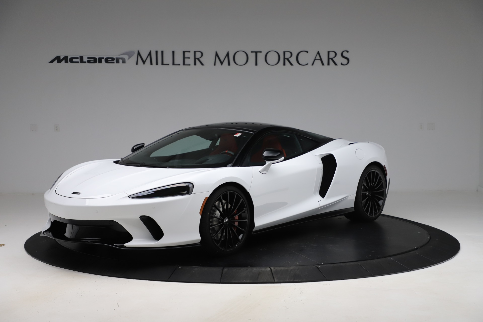 New 2020 McLaren GT Coupe for sale $257,242 at Bugatti of Greenwich in Greenwich CT 06830 1