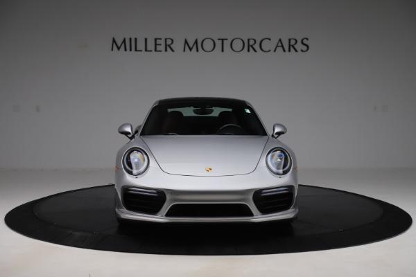 Used 2017 Porsche 911 Turbo S for sale $154,900 at Bugatti of Greenwich in Greenwich CT 06830 12