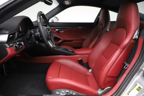 Used 2017 Porsche 911 Turbo S for sale $154,900 at Bugatti of Greenwich in Greenwich CT 06830 14