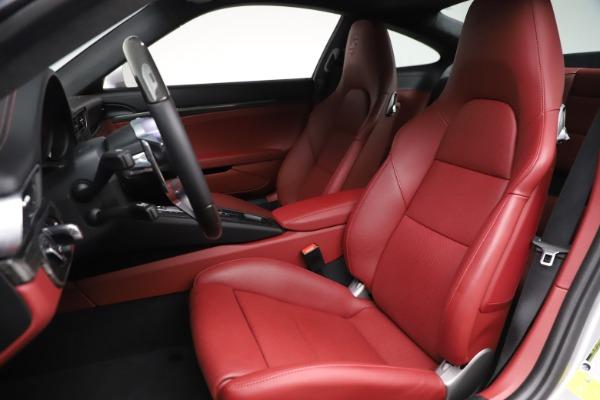 Used 2017 Porsche 911 Turbo S for sale $154,900 at Bugatti of Greenwich in Greenwich CT 06830 15