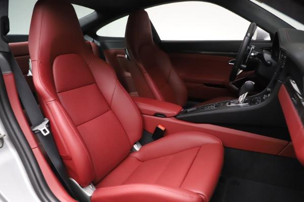 Used 2017 Porsche 911 Turbo S for sale $154,900 at Bugatti of Greenwich in Greenwich CT 06830 19