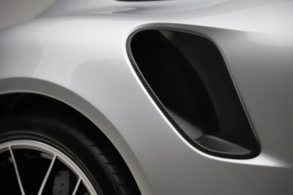 Used 2017 Porsche 911 Turbo S for sale $154,900 at Bugatti of Greenwich in Greenwich CT 06830 24