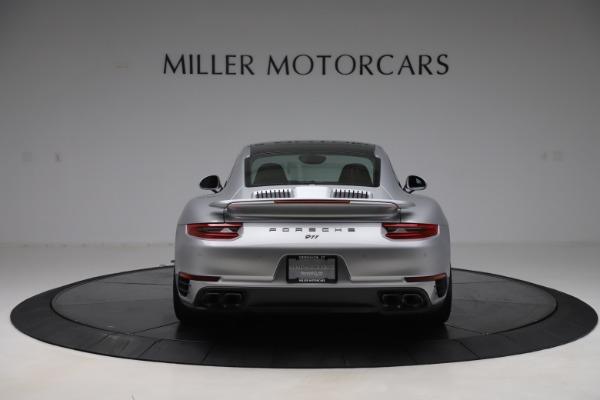 Used 2017 Porsche 911 Turbo S for sale $154,900 at Bugatti of Greenwich in Greenwich CT 06830 6