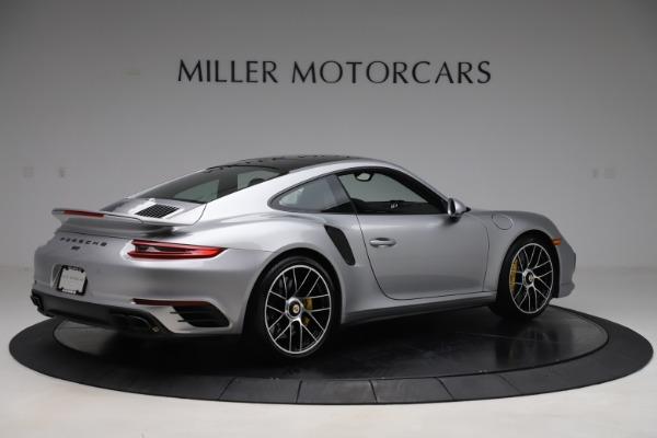 Used 2017 Porsche 911 Turbo S for sale $154,900 at Bugatti of Greenwich in Greenwich CT 06830 8
